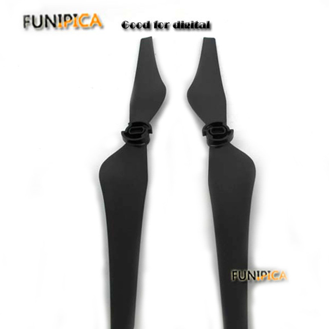 NEW Original A pair Of 1345T Carbon Fiber Paddle For DJI Inspire 1Quick Release Propeller 1 1V2.0 & PRO Accessories