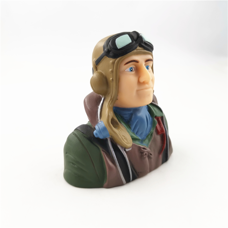 Free shipping RC 1/6 Pilot model for Airplane image
