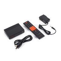 Professional Practical GT-mediaV7S HD Satellite Receiver Full 1080P + 1PC Professional DVB-S2 HD Support Set Top Box