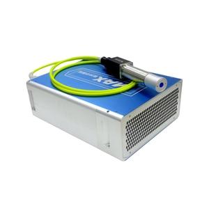 Image 2 - Max 20W Fiber Laser Bron Q Schakelaar Puls Laser Generator Ipg Laser markering Graveermachine Onderdelen Groothandel