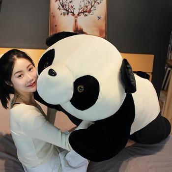 60CM-100CM Big Plane Bear Dolls, Dull Expressions, Soft Fabrics, Cute Teddy Pillows, Gifts For Children, Home Decor