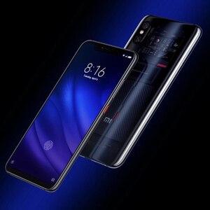 """Image 2 - Xiaomi Mi 8 Pro 8GB 128GB Version mondiale Smartphone Snapdragon 845 6.21 """"AMOLED affichage téléphone portable 12MP double caméra 3000mAh"""