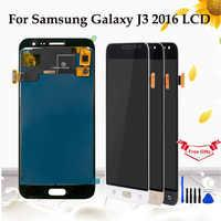 Für Samsung Galaxy J3 2016 J320 LCD Display Touchscreen Digitizer Montage für GALAXY J3 2016 J320 J320FN LCD Display ersetzen