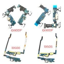 Ładowarka dokująca USB złącze pokładzie wymiana część dla Samsung Galaxy S4 S5 mini i9500 i9505 i337 i9190 G900F G800F