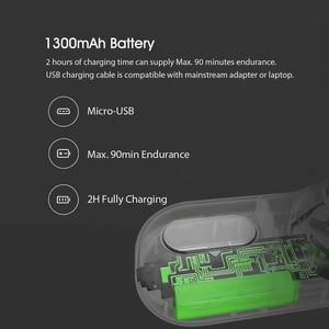 Image 4 - Xiaomi Norma Mijia Lint Remover USB Della Lama Piccola Spazzola di Tela di Protezione Macchina di Taglio di Tessuti Fuzz Rasoio per Maglioni Tappeti Abbigliamento
