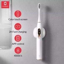 Oclean × sonic電動歯ブラシヘッドアップグレード防水超sonic自動歯ブラシusb充電式