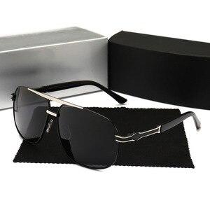 Polarized Sunglasses Men Brand Designer