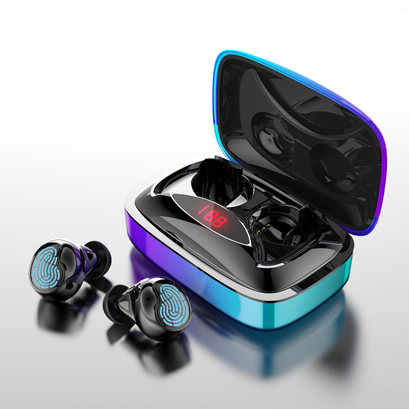 X29 TWS Wireless Earphones Bluetooth earbuds touch control mini bluetooth headset LED battery display True