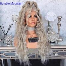 250% плотность на заказ цветной парик бразильский Волнистый полный кружевной прозрачный HD парик фронта шнурка необработанные девственные человеческие волосы парики