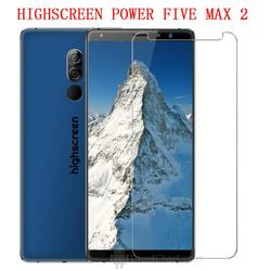 На Алиэкспресс купить стекло для смартфона smartphone tempered glass for highscreen power five max 2 max2 5.99дюйм. explosion-proof protective film screen protector cover