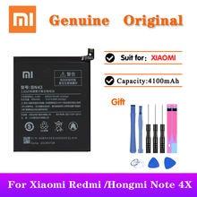 Аккумулятор bn43 для xiaomi redmi note 4x 5 шт/лот Емкостью