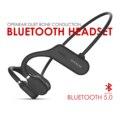 AS3 Air Bone проводящая гарнитура, Bluetooth 5,0, наушники-Крючки с микрофоном для звонков, водонепроницаемые IPX5 наушники, 2020