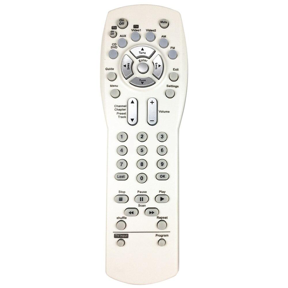 Sistema de sonido de repuesto con batería portátil dispositivo práctico Manual botón Home Theater Control remoto para BOSE 321
