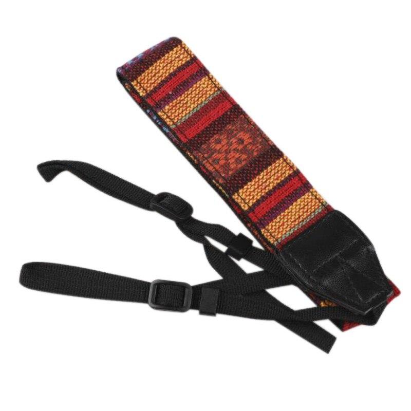 Camera Strap Camera Shoulder Neck Soft  For Digital Cameras Weave Strap BeltStrap 7 Kinds Of Choice