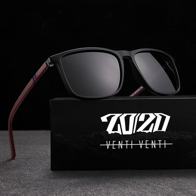 20/20 Design Brand New Polarized Sunglasses Men Fashion Trend Accessory Male Eyewear Sun Glasses Oculos Gafas PL400