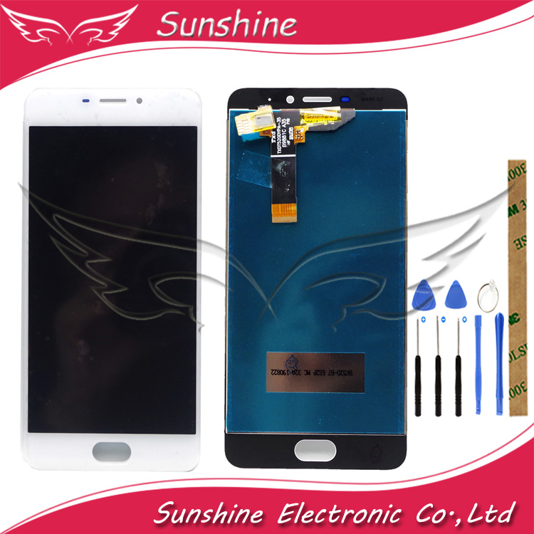 100% Tested <font><b>LCD</b></font> For <font><b>Meizu</b></font> <font><b>M6</b></font> M711H <font><b>LCD</b></font> Display Screen with Touch Sensor Assembly image