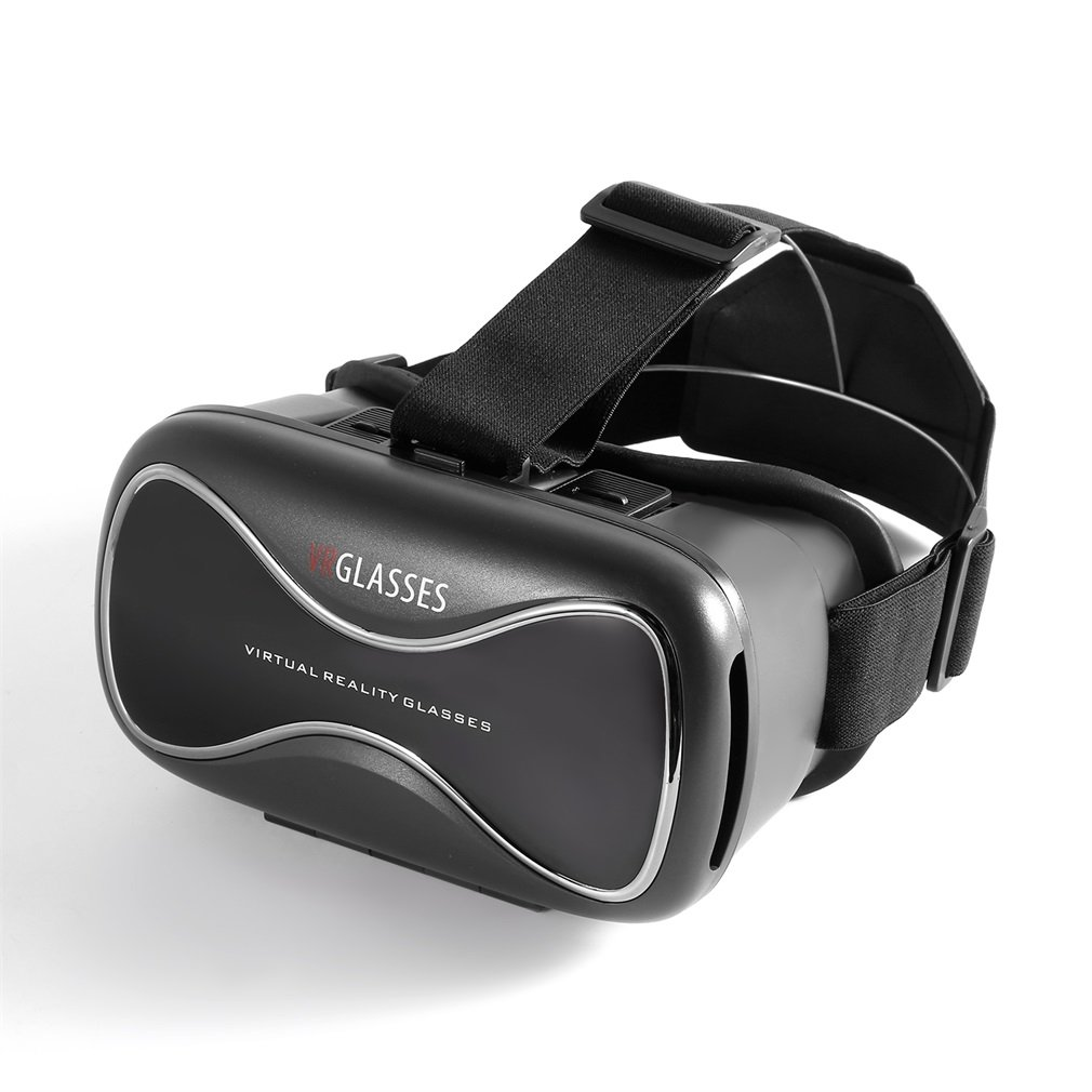Portable VRD3 Virtual Reality <font><b>Glasses</b></font> Helmet MY <font><b>VR</b></font> Box Realistic 3D <font><b>Glasses</b></font> Headset Cardboard For Most Smartphones image