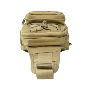 Image 3 - TIANHOO High quality Multifunctional chest bag leisure camouflage sports outdoor tactical shoulder bags