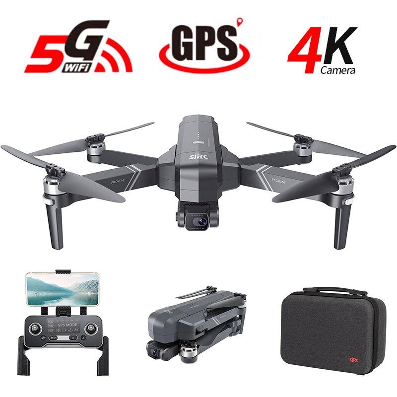 SJRC F11 PRO GPS Zangão Com Wifi FPV 1080 P/2 K HD Câmera F11 Brushless Quadcopter 25 minutos o Tempo de vôo Dobrável Dron Vs SG906|Helicópteros rc| - AliExpress