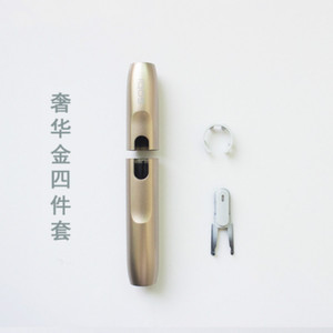 Image 4 - Limited Cover For IQOS 2.4plus Holder Repair DIY Accessories Aluminum Alloy Shell High Quality Ecig Outer Shell Case
