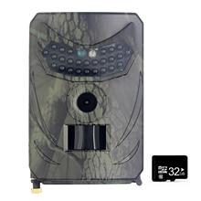 Wild-Camera Night-Vision PR-100 Infrared Waterproof 12million Orchard Induction Fish-Pond