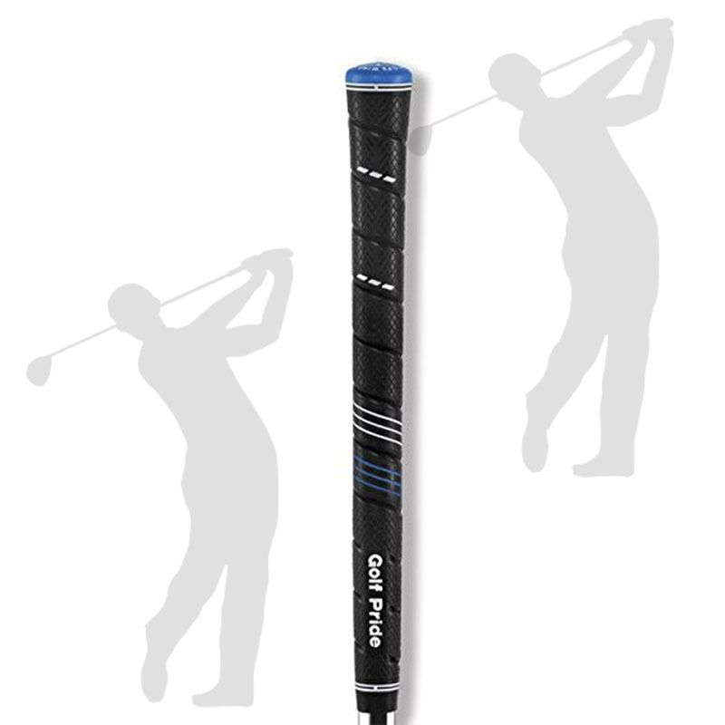 High Quality Standard And Medium CP2 Pro / Rubber Golf Grips, Club Grips For Wood And Iron Wholesale Red And Blue