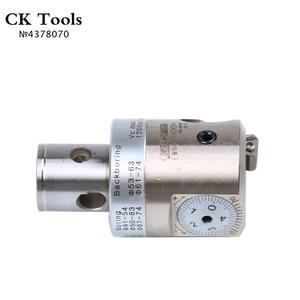 Image 4 - alibaba adjustable 0.01 finish EW CBH 68 150 Boring head 0.01mm Grade increase CNC LBK6 DCK6 CNC Mill boring machining