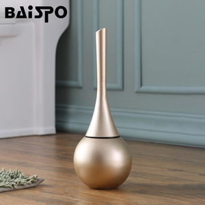 Image 1 - BAISPO Toilet Brush Floor standing Base Cleaner Brush Tool For Toilet WC Bathroom Accessories Set household items