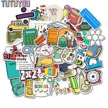 Школьные принадлежности pc1882 50 шт/компл Мультяшные наклейки