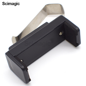 Image 2 - Car Sun Visor Clip Holder Mount Stand for 47 68mm Geage door gate Remote controls (Does not include remote control)