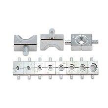 8 Пар Ручной Гидравлический Электрический кабель провода терминал обжимной инструмент YQK-70 набор штампов 4, 6, 10, 16, 25, 35, 50, 70mm2