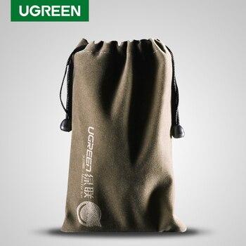 Ugreen étui de batterie de puissance pochette de téléphone pour iPhone Samsung Xiaomi Huawei étanche Powerbank sac de rangement accessoires de téléphone portable