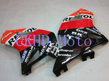 CBR954RR moto moto per HONDA CBR954 RR 954RR 2002-2003 02-03 Carenatura Left & Right Side Metà copertura in plastica ABS(China)