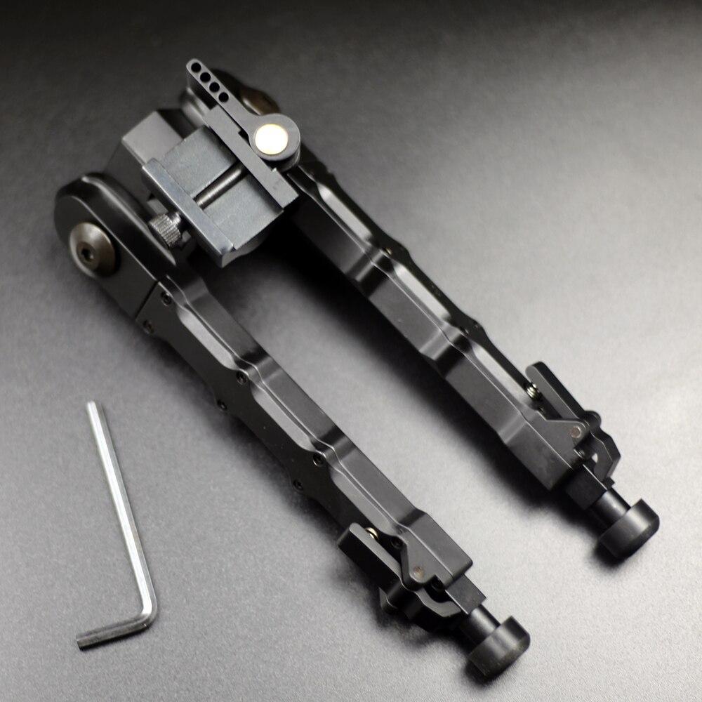 Retractable Folding Bracket 7-9 Inch V9 Telescopic Quick Release Tripods Refit Accessories SR-5 QD Outdoor Sniper Two Tripod