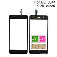 """شاشة تعمل باللمس لوحة ل BQ BQ 5044 BQS 5044 BQ 5044 BQS 5044 Stricke LTE اللمس محول الأرقام زجاج الاستشعار لمس 5.0 """"أدوات"""