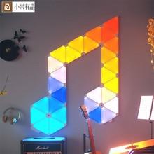 Originale Youpin Nanoleaf di Colore Completo di Smart Strana Luce di Lavoro A Bordo con per Apple Homekit Google Casa Su Ordinazione Impostazione 4pcs/1 scatola