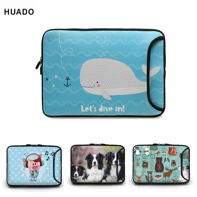 Laptop Tas 10 10.1 11.6 12 13 13.3 14 14.4 15 15.6 17 17.3 Inch Netbook Sleeve Case Notebook Cover pouch Voor Hp Asus Acer