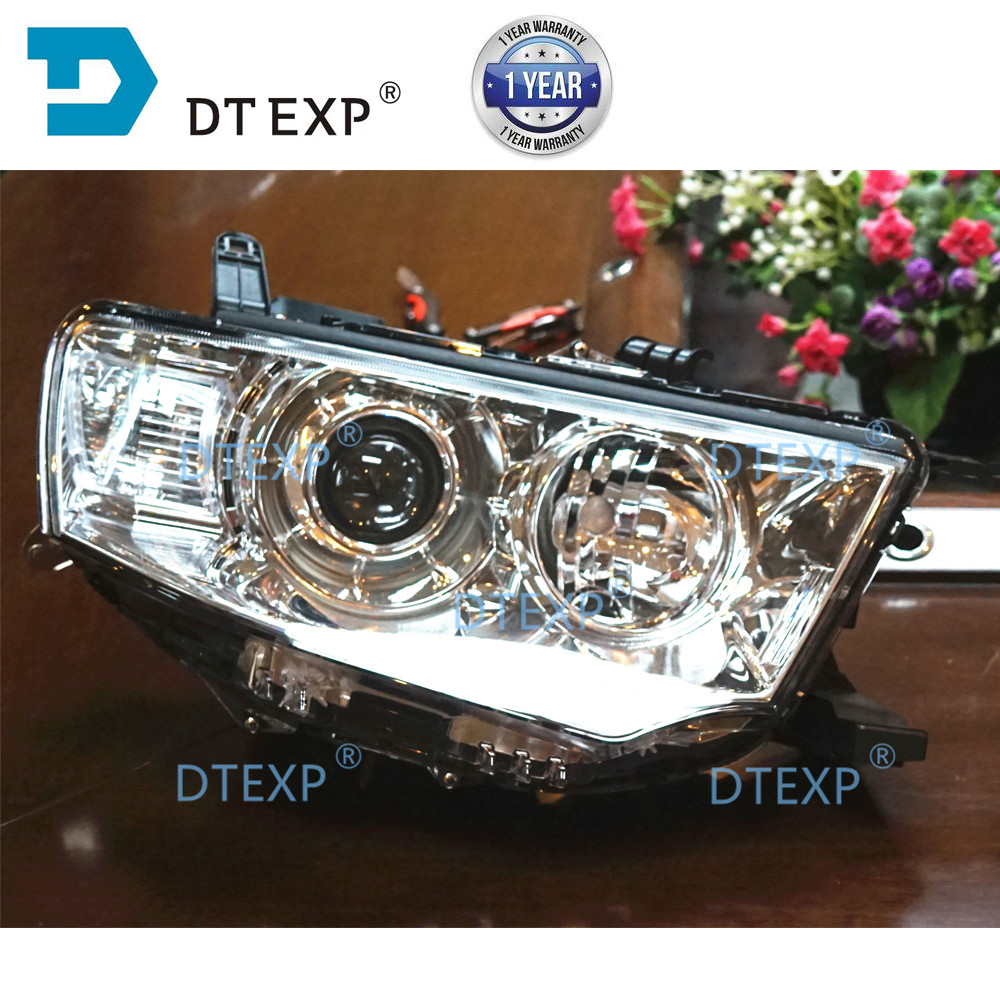 Hid HEAD LAMP FOR PAJERO SPORT FRONT Light FOR MONTERO SPORT TURNING LAMP HEADLIGHTs For L200 For Triton 8301b356 8301b355