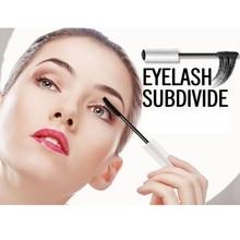 2PCS Lash Mascara Curling Volume Black Waterproof Liquid Rimel 3d Fiber Lash Extension Makeup Lengthening Mascara