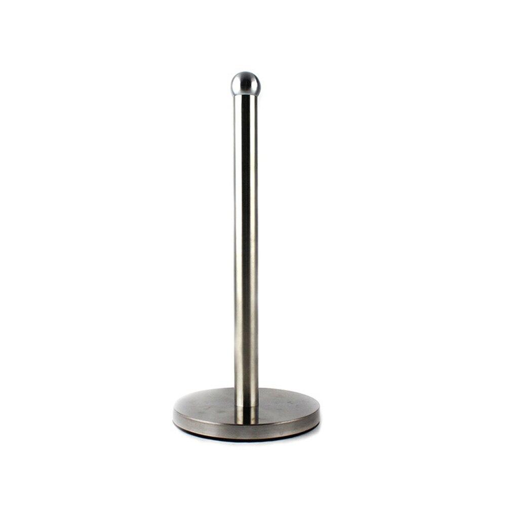 Toilet Rack Dispenser Bathroom Hole Free Stand Organizer Stainless Steel Paper Storer Roll Holder Holder