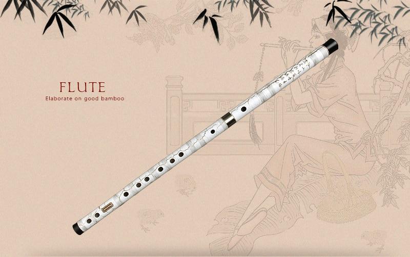 Высокое качество Деревянные флейты Классическая бамбуковая флейта музыкальный инструмент Китайский традиционный Dizi поперечные Flauta для начинающих