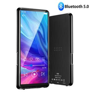 Multi-Function Best MP3 Player With Bluetooth HiFi Music Player Speaker Touch Screen Reproductor Audio Radio Calculator Game