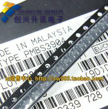 Entrega gratuita. pmbs3904 nova tela do transistor do remendo do sot: t04 (10 ge = 0.8 yuan)