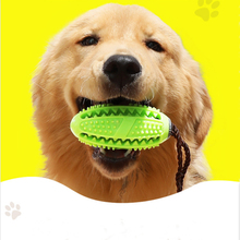 Pet Sof Dog Toys Toy Funny Interactive Elasticity Ball Chew For Tooth Clean Of Food Extra-tough Rubber