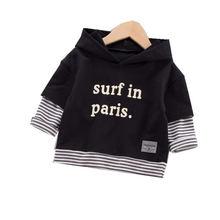Новинка модная весенне осенняя одежда для маленьких мальчиков
