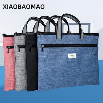 Teczka na dokumenty A4 teczka na dokumenty jednolity kolor etui na dokumenty torba na Ipad teczka na dokumenty biurowe tanie i dobre opinie XIAOBAOMAO CN (pochodzenie) XLG1472