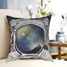 Dreaming Of Space Throw Pillow Cushion Cover Decorative Pillowcases Case Home Sofa Cushions 40x40|45x45cm(Double Sides)