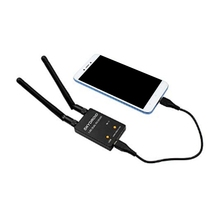 Wifi-Router Dual-Antenna Mobile-Phone Aerial Transmission-Receiver Image Vr-Video-Collection