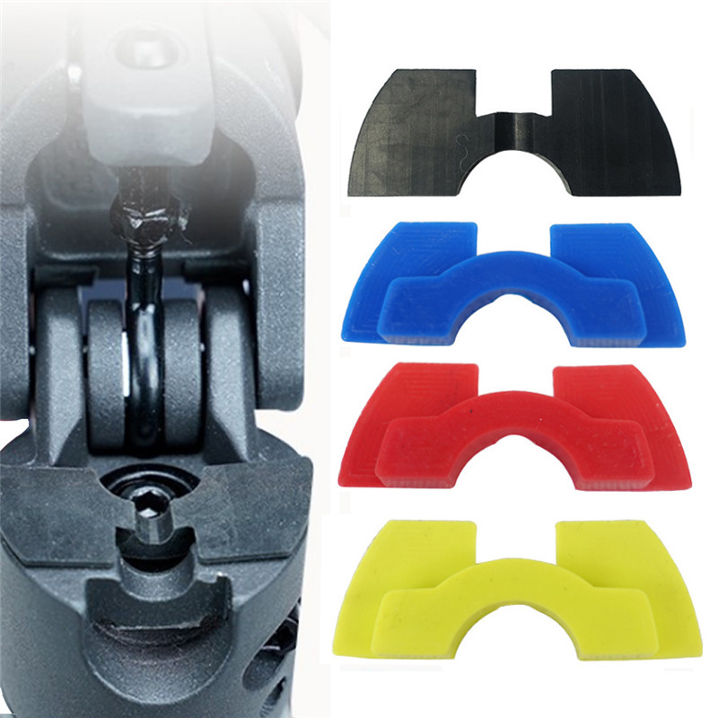 For Xiaomi M365/Pro 3pcs/set Scooter Brakes Rubber Vibration Damper Pad Pole Avoid Shake Reducers Front Fork Folding Cushion