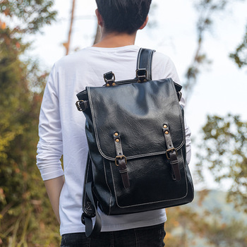 Backpack Men's Fashion Travel Bag Casual Computer - discount item  20% OFF Backpacks